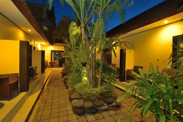 Superior Garden View Room for long stay  in Bali