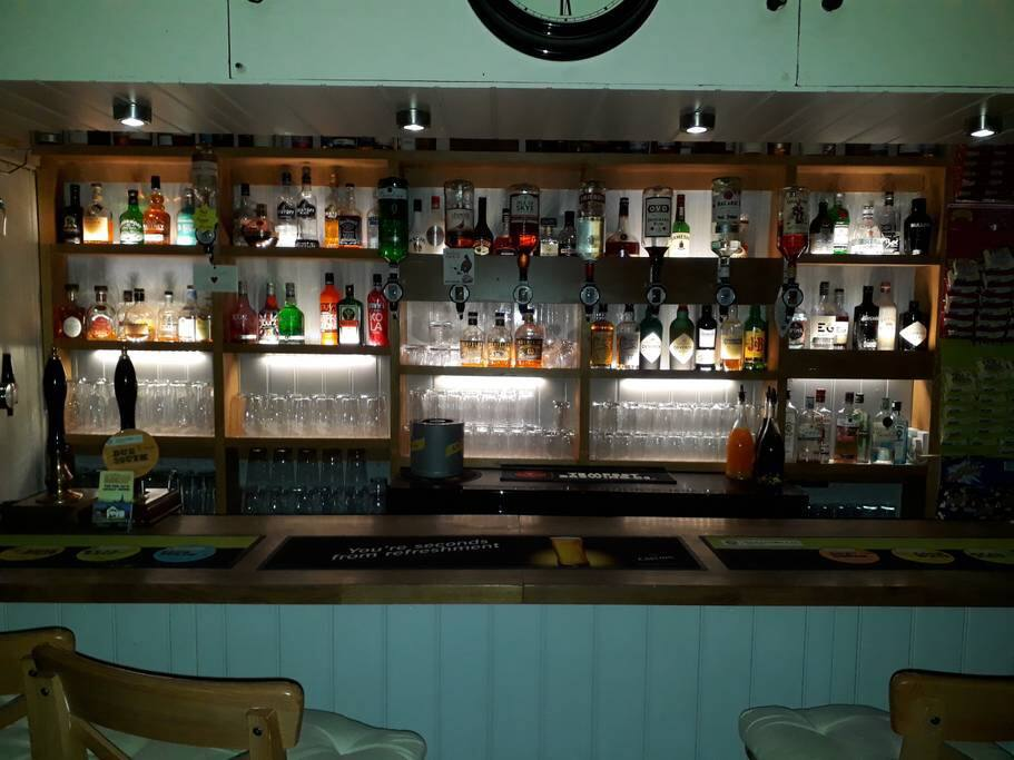 LOCAL ALES AND OVER 70 MALT WHISKYS