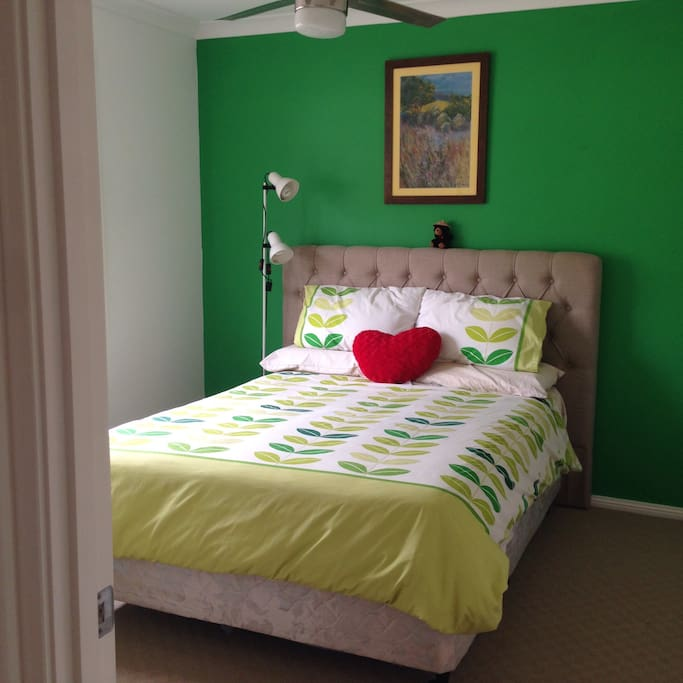 This will be your bedroom