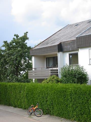 Haus mit 160 qm im Grünen bei Pforzheim