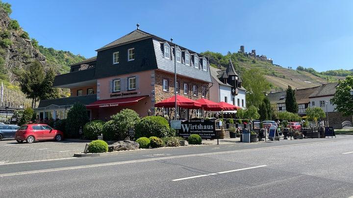 Landhaus Zimmermann - Apartment mit Terrasse