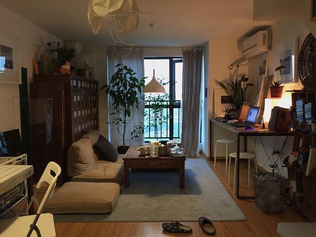 生活与艺术的融合。这里不只是为做一场美梦而来,绘画、手工、畅饮以及更多 - 上海 - Apartamento