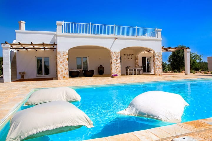 Villa with private pool in September [7] - Promo!