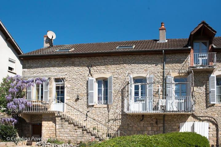 Gîte La Cadolle, Bouze-les-Beaune (5min de Beaune)