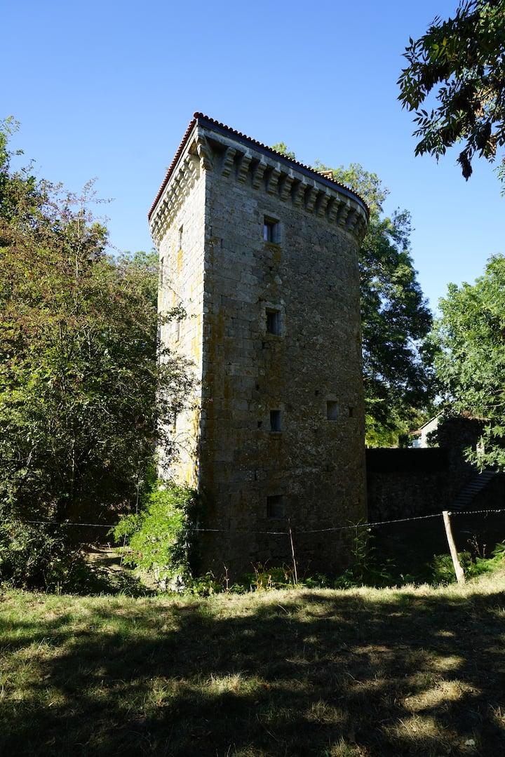 """Chambre""""BOHÈME CHIC""""au Bocage de la Belle Histoire"""