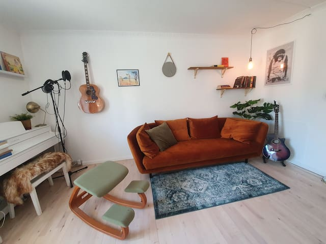 Amazing, creative apartment in the HEART of CPH <3