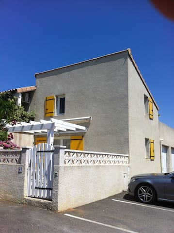 Charming Villa by the Vineyards - Portiragnes - Hus