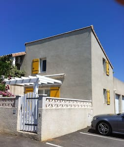 Charming Villa by the Vineyards - Portiragnes - Casa