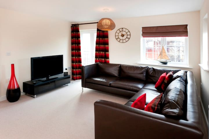 The Coach House Serviced Apartment