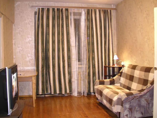 Уютная тихая квартира в Измайлово - Moskva