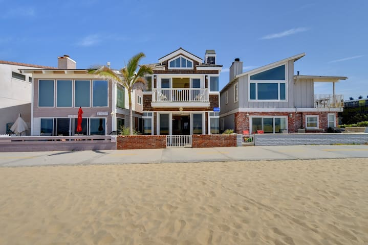Newly Renovated Home on the Sand
