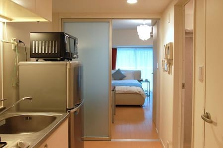 Odaiba stay close to beach & rainbow bridge - Koto - Appartement