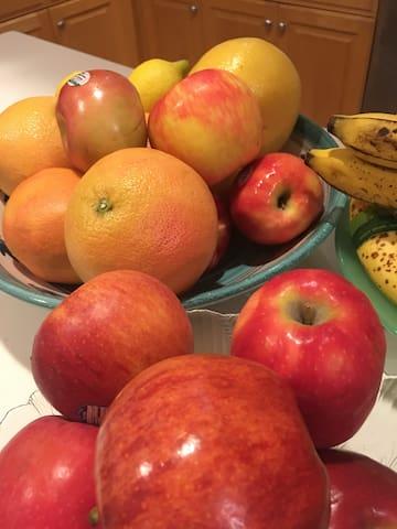 An apple a day...try a Braeburn!