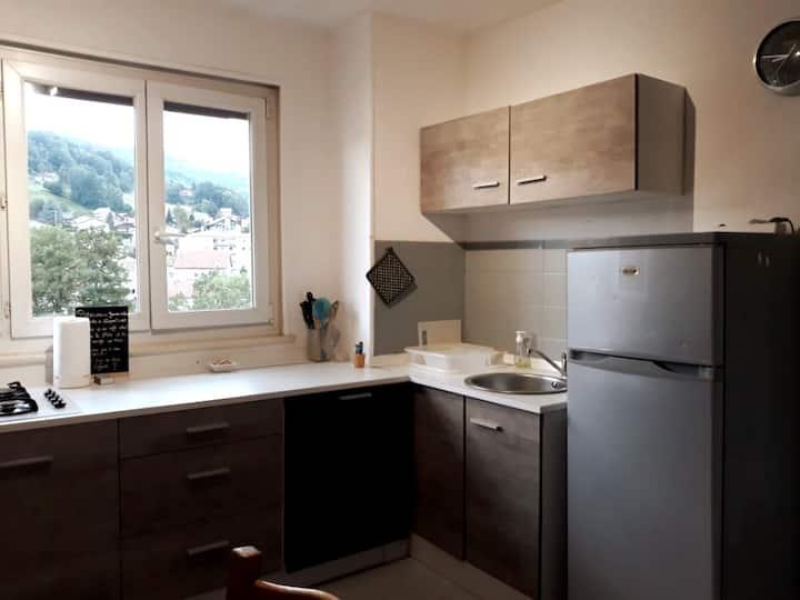 Bel appartement 6 personnes proche La Bresse