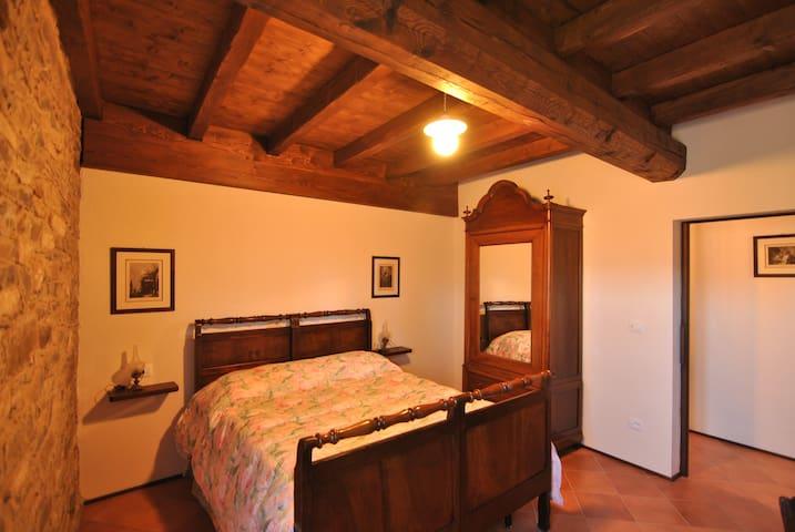 Ospitalita 'Rurale Casa Cani, stanza doppia - Berceto - Wikt i opierunek