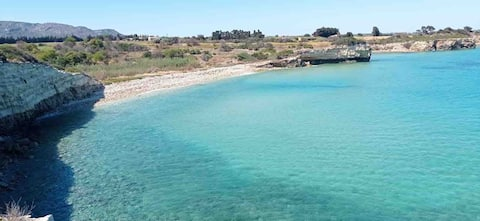 Mandorle e Olive a 5 km valley mare