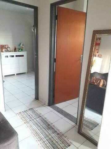 Casa em Bonito - MS sem muro só ventilador .