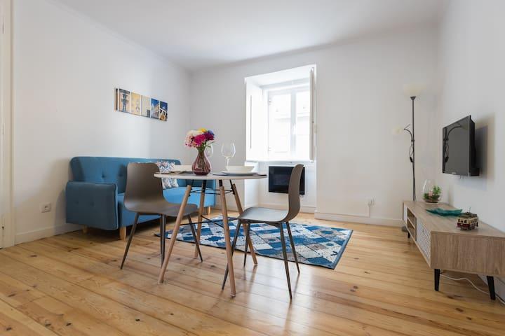 Martim Moniz Lovely Apartment