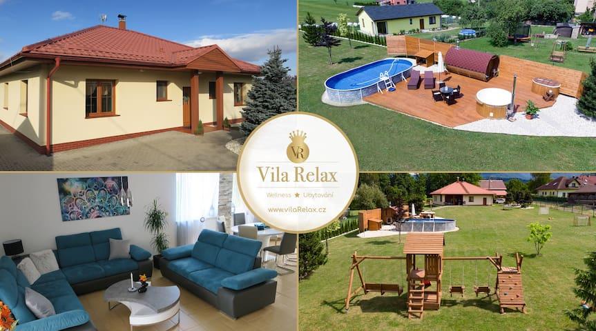 Vila Relax, Kunčice pod Ondřejníkem, Beskydy