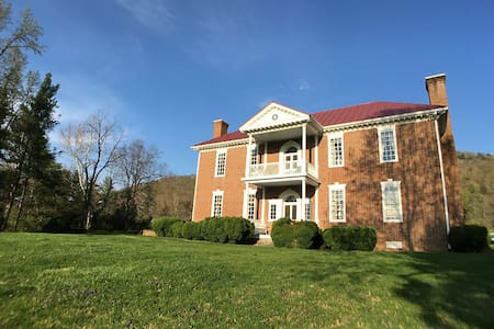 A Beautiful and Historic 18th Century Federal Home