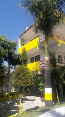 Quinta Manantial Cuautla MOR - Cuautla - Rumah