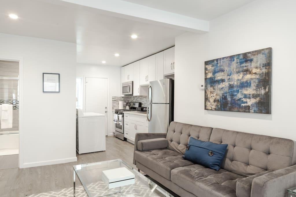 modern remodeled 3 bedroom 1802 wohnungen zur miete in los angeles kalifornien vereinigte. Black Bedroom Furniture Sets. Home Design Ideas