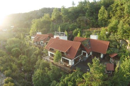 Casa de Montaña, La Cumbrecita. Córdoba - La Cumbrecita - Luontohotelli