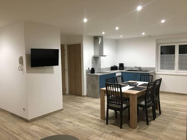 Appartement Hérisson Neuf accessible PMR