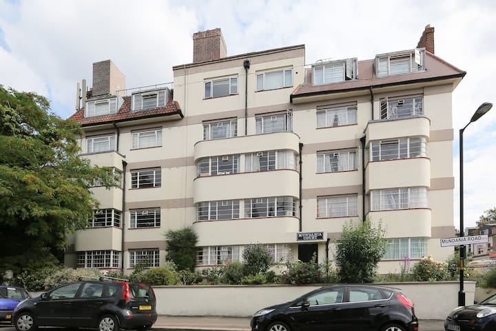 Double room - border of trendy Peckham and Dulwich - London - Apartment