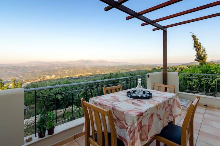 Villa Serapis-aletraki - off Grid