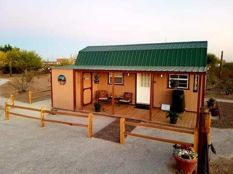 Arroyo Vista Cabin ~ Brand New {Private Retreat}