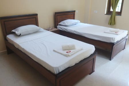Corson Villa Beach House Room 103 (most spacious )