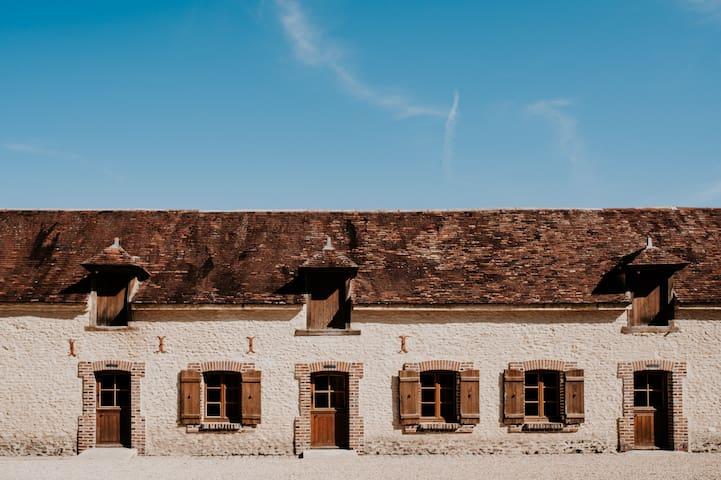 Gîte de la ferme (8 à 12 pers.) - Château de Vaux