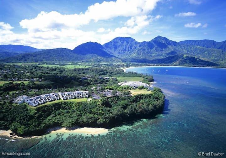 Cliffs Resort ~ Princeville, Kauai ~ 2Br Sleeps 6
