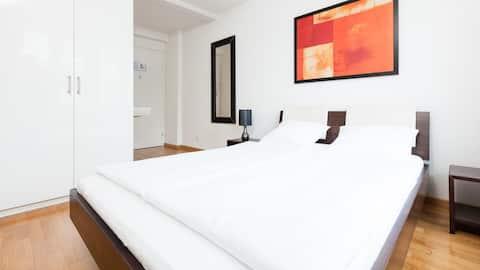 Swiss Star Guesthouse Oerlikon - double room