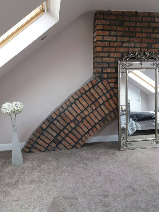 open brickwork