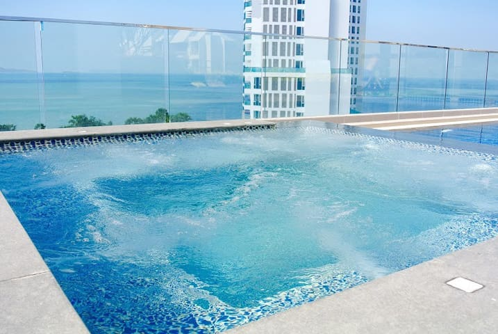 Serenity Condo, area North Pattaya - Muang Pattaya - Wohnung