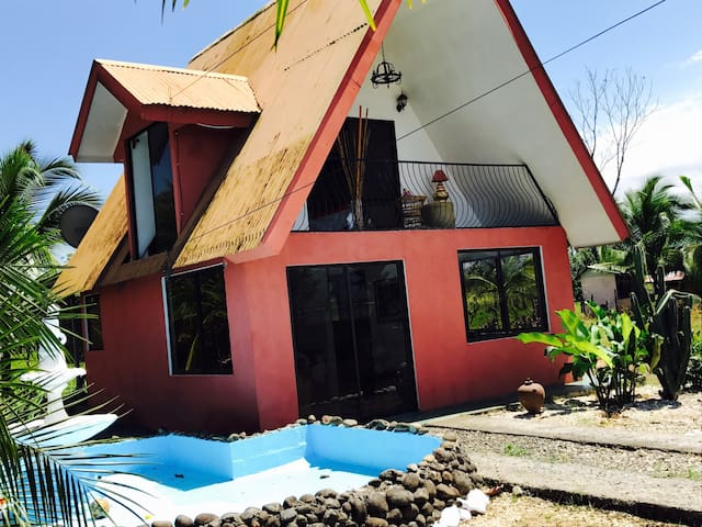 La Fortuna. A/C-Fully Equipped-House. - La Fortuna  - Chalet
