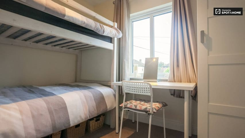 Small but cosy and efficient room in Sandycove