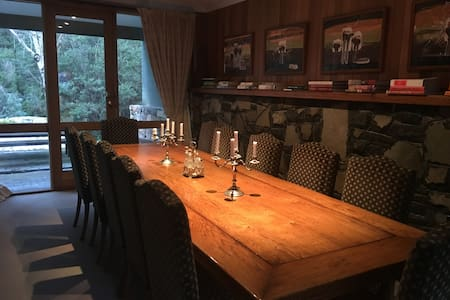 Thredbo Luxury Alpine Chalet. Spare rooms