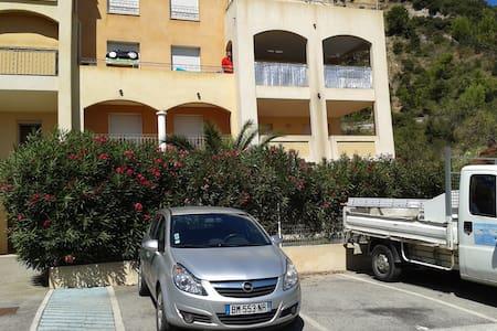 Bel appartement face aux Maures - Gonfaron - Apartment