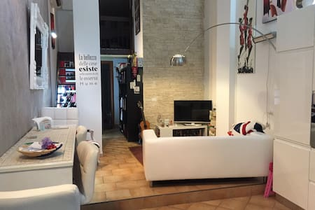 LOVELY LOFT IN FLORENCE - WI-FI & AC - Florencia - Loft