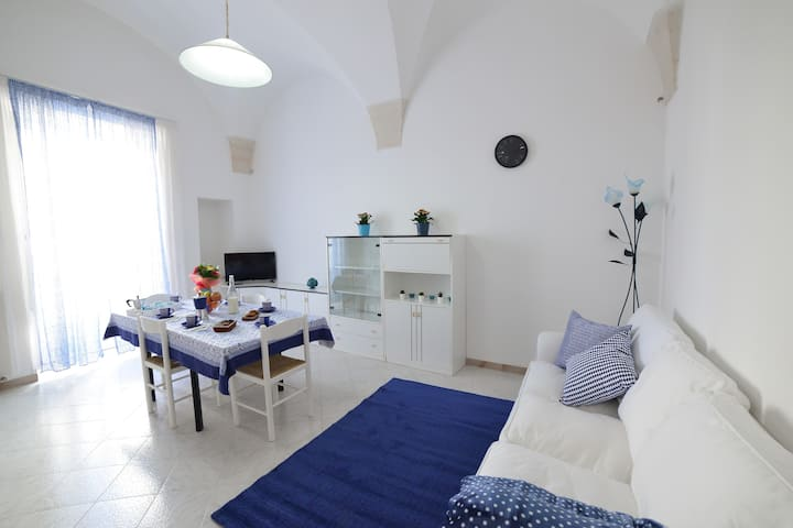 Typical Apulian Apartment near Alberobello
