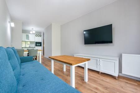 Cypel Helski Apartament Delux B 72 dla 4 osób
