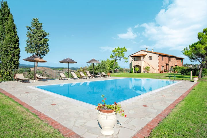 Apartment Podere Sant'Anna for 4 persons