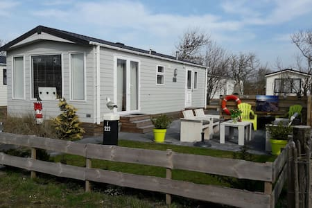 Chalet within walking distance of the beach. - Petten - 牧人小屋