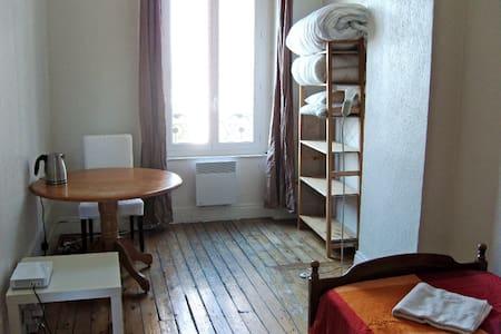 Chambre dans quartier vivant - Lyon