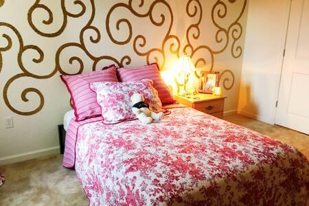 Sunny Room, Behind Magic Kingdom!! - Winter Garden - Lägenhet