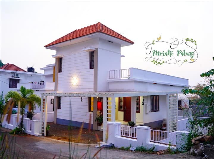 Meraki Palms, a furnished exquisite 2BHK Villa