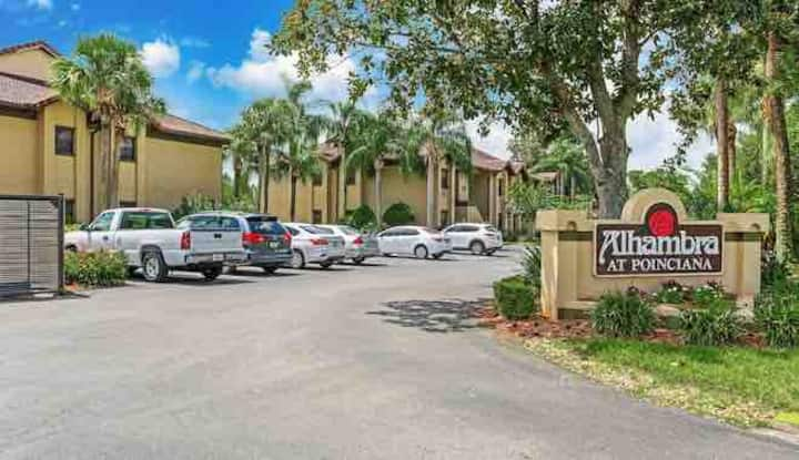 Alhambra at Poinciana 1 BDRM deluxe